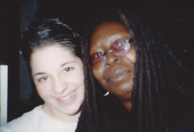 Your locks / My face – Getting personal with Whoopi Goldberg