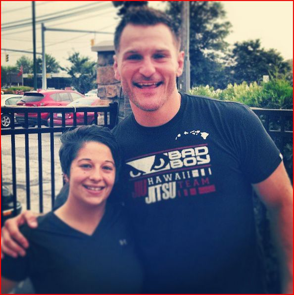 Stipe Miocic – History in the making.
