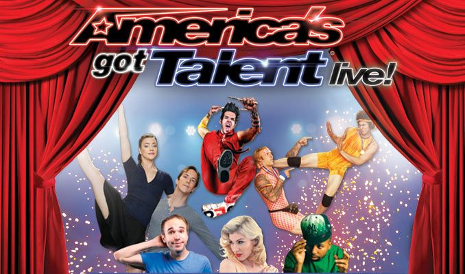 America's Got Talent Live Tour